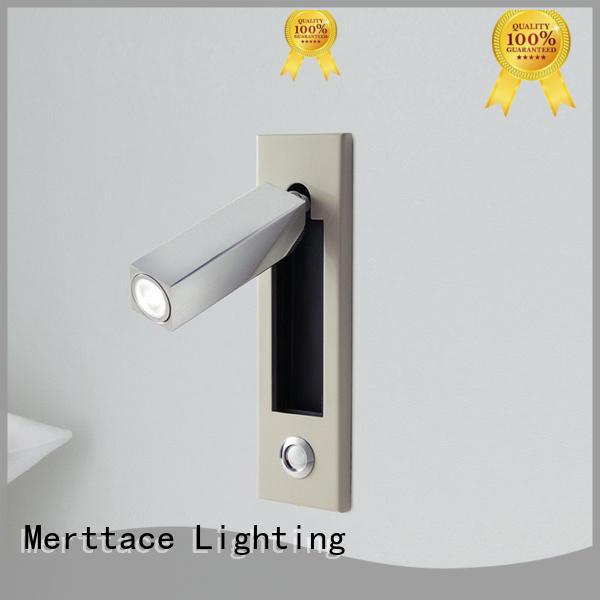 Merttace bedside wall lights design for living room