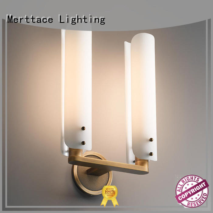 Merttace wall mounted lamps directly sale for indoor decoration