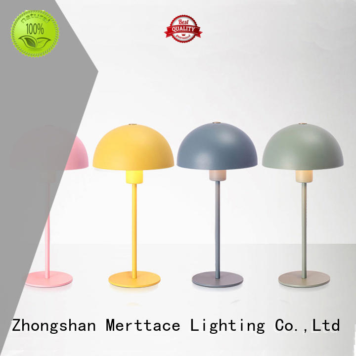 cordless night table lamps customized for home decoration