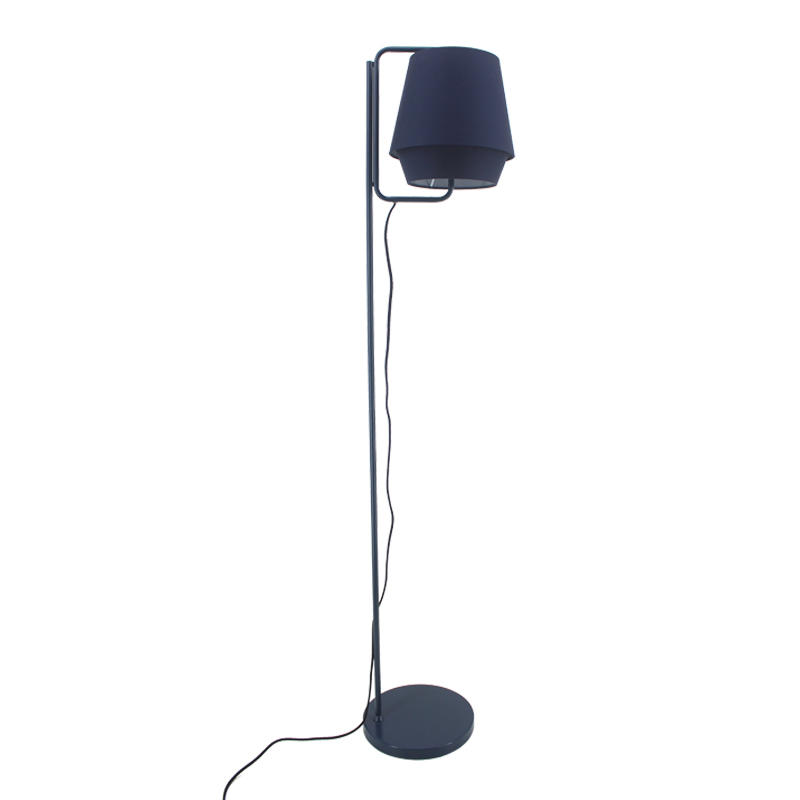 Modern Design Small Cloth Drum Shade Floor Lamp M11111