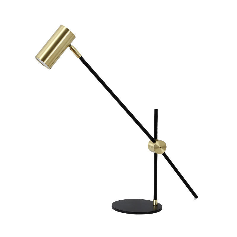 Moving Head Metal Lamp Arm Decorative Reading Table Lamp M20075