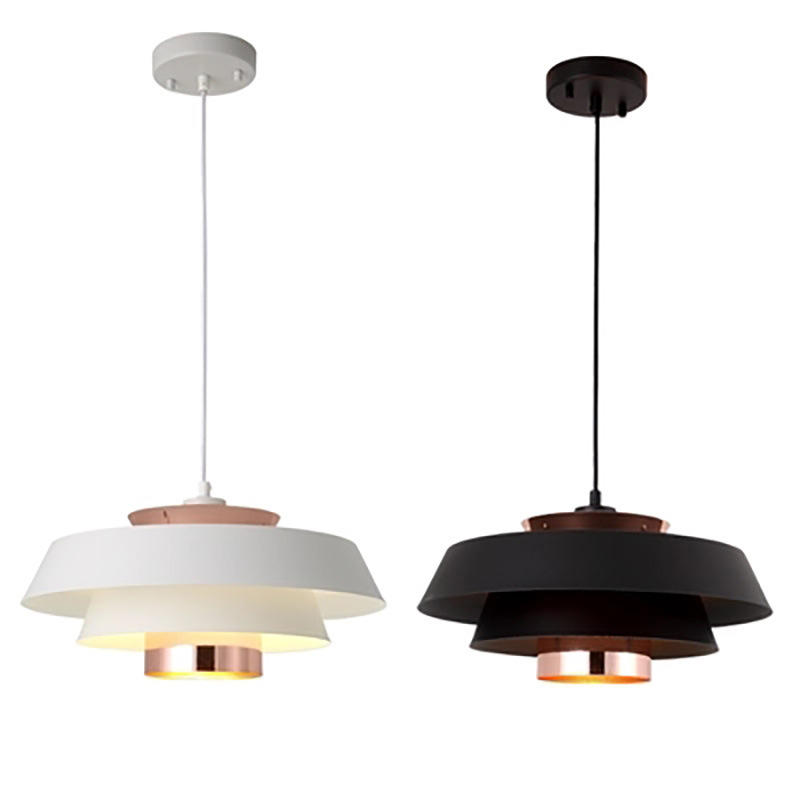 Modern Design Multi-layer Lampshade Luxury Pendant Light M10842