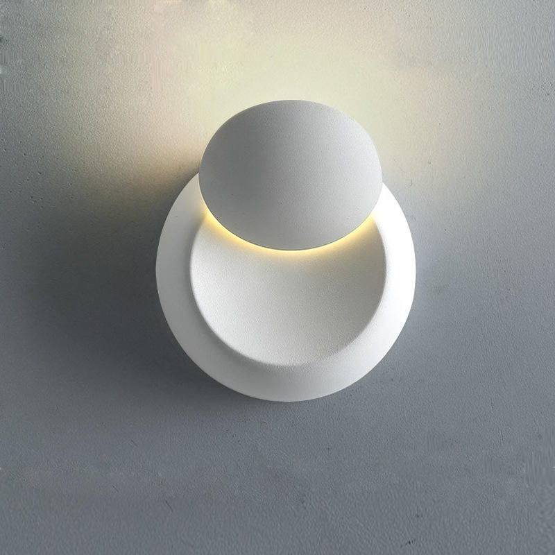 Modern Design Moon Phase Eclipse Wall Lamp M40181