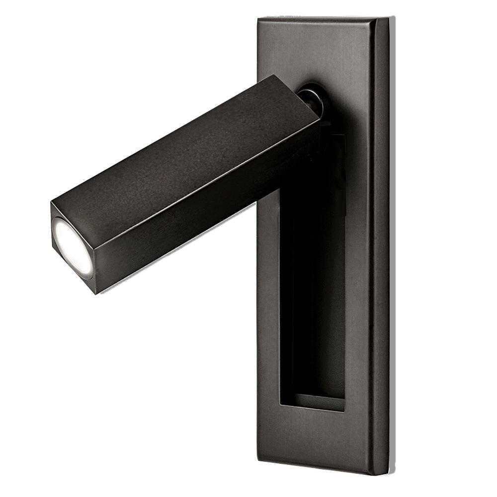 Modern Design 3W LED Reading Sconce for Hotel Room M40169