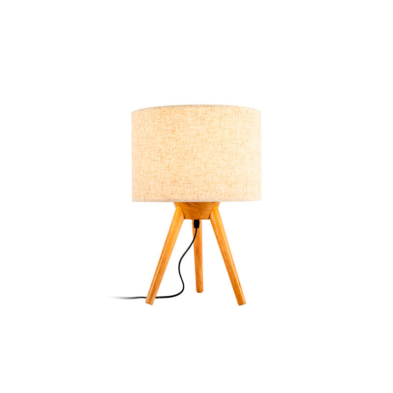 Retro 3 Legged Table Lamp for Bed Side M20173