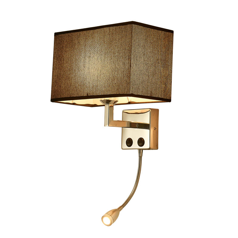 Modern Designer LED Reading Wall Light for Hotel Bedroom M40256