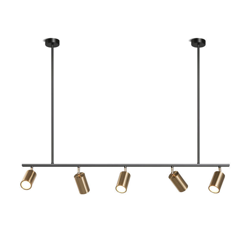 Modern Rotating GU10 Suspension Spot Hanging Light for Retail Store Shop M11103