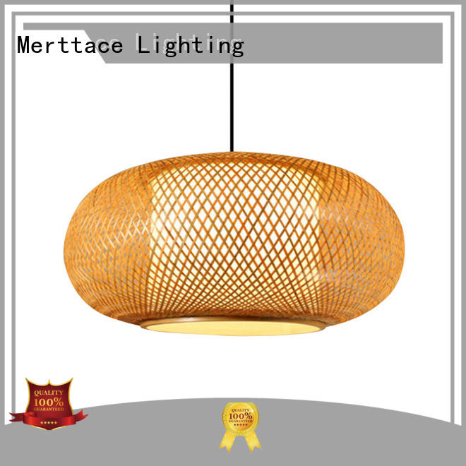 Merttace pendant fixture customized for living room