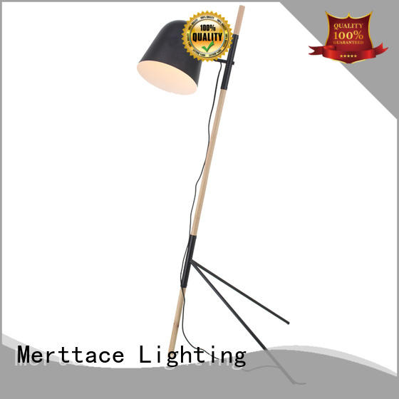 Merttace fashion floor standing lights with good price for restaurant