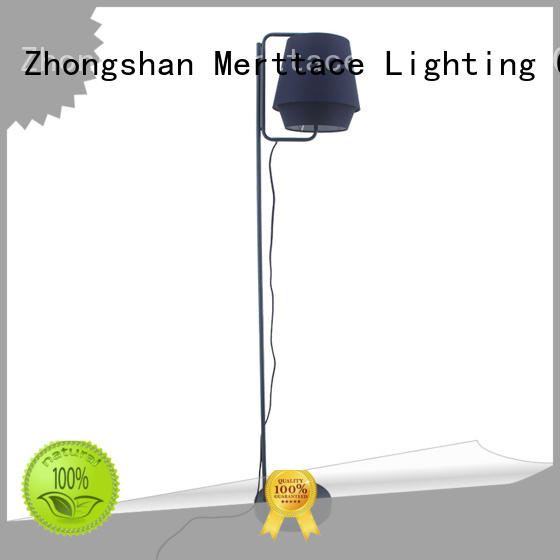Merttace single head floor stand light manufacturer for living room