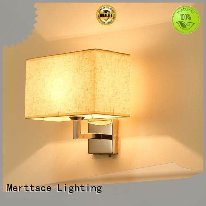 Merttace fashion sconce wall light factory for indoor decoration