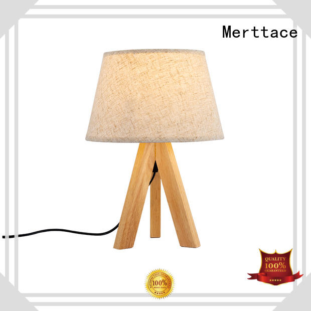 small white table lamp for home decoration Merttace