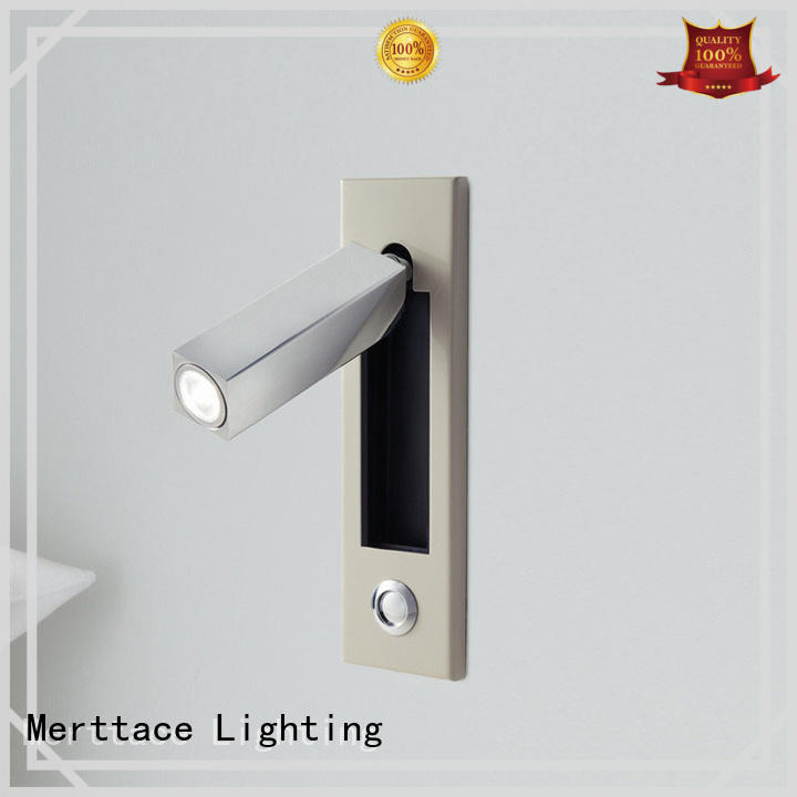 Merttace bedside wall lights factory for aisle