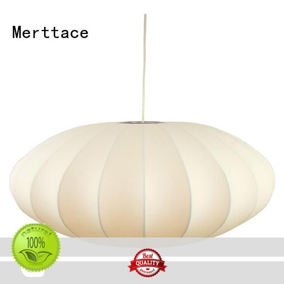 Merttace marble pendant light fixtures manufacturer for bedroom