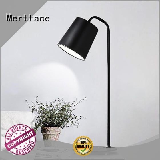 Merttace acrylic night table lamps wholesale for hotel