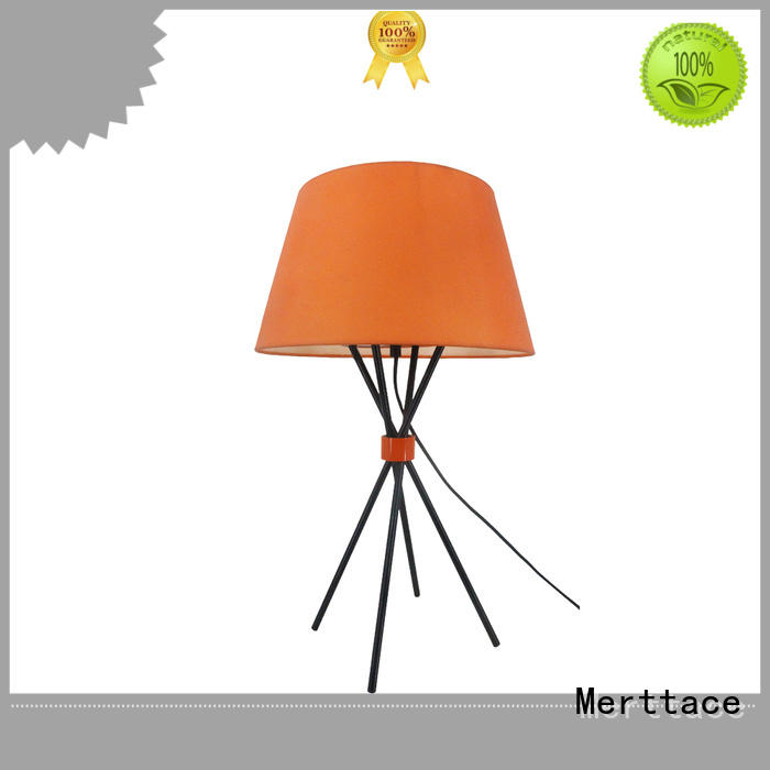 Merttace acrylic bedside table lights directly sale for reading