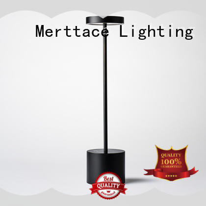 Merttace macaron side table lamp design for home decoration
