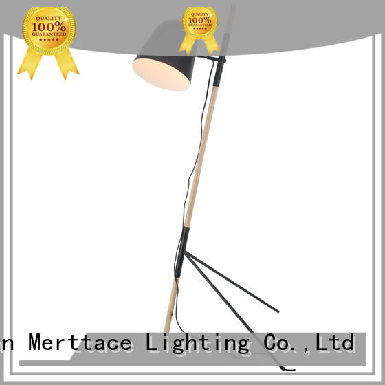 Merttace single head floor stand light with good price for bedroom