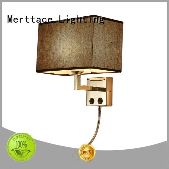 Merttace m40148 wall lamp lighting supplier for restaurant
