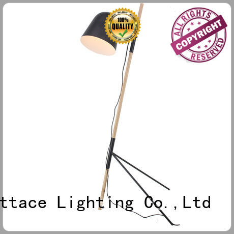 aluminum stand up floor lamps with good price for restaurant