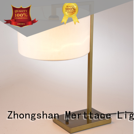 Merttace attractive bedside table lights supplier for hotel