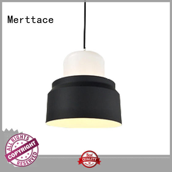 Merttace opal white contemporary pendant lights design for hotel