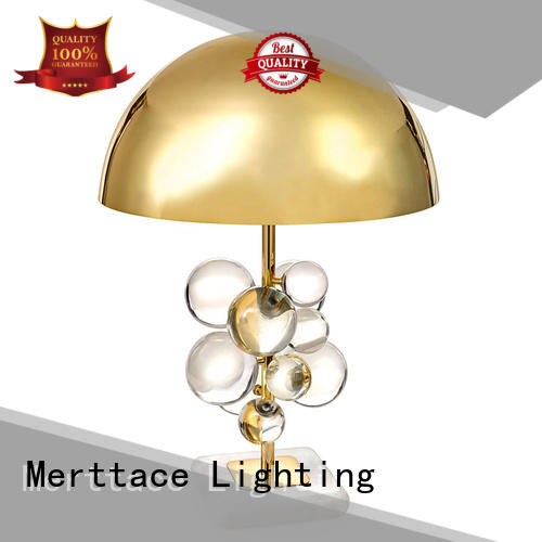 Merttace desk light customized for hotel