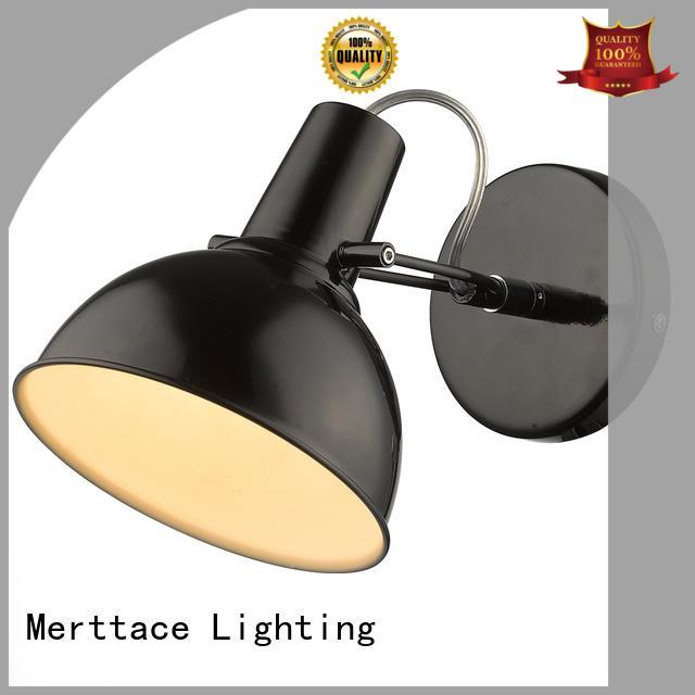 brushed brass wall lamp lighting design for restaurant