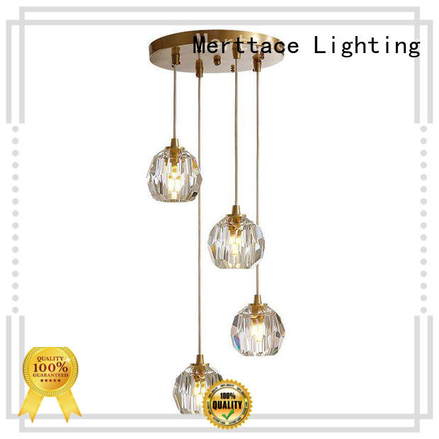 Merttace pineapple shape indoor pendant lighting design for bedroom