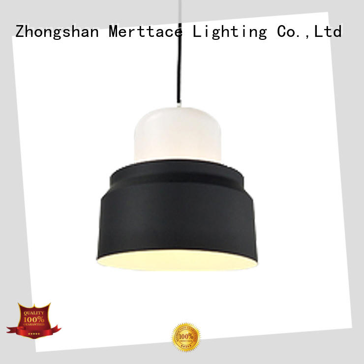 Merttace multi-color indoor pendant lighting customized for indoor decoration