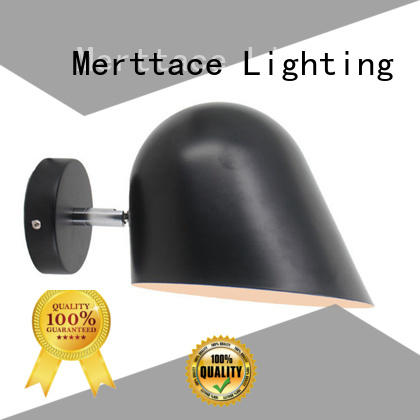 Merttace black bedside wall lights wholesale for living room