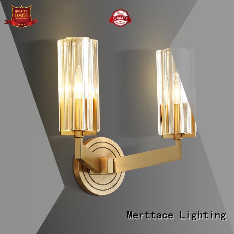 Merttace wall lamp lighting manufacturer for restaurant