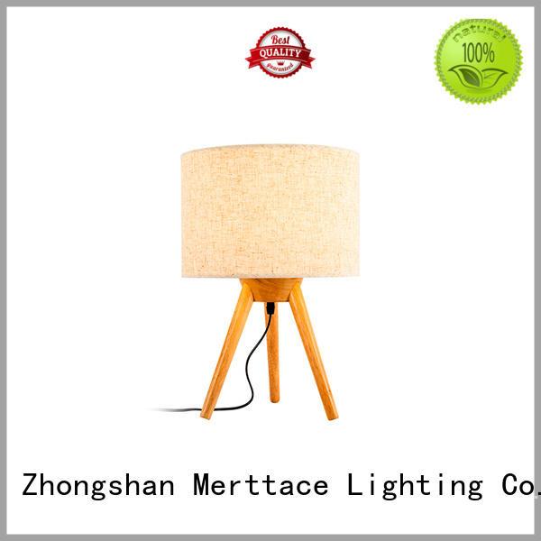 Merttace multi-shaped desk light design for bedroom