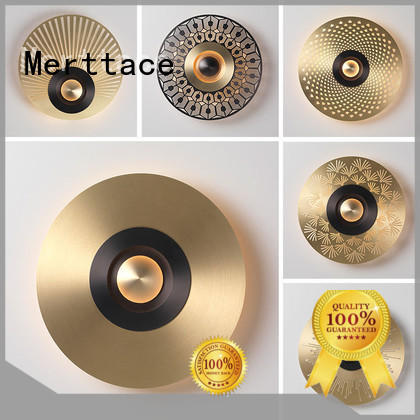 Merttace wall mounted lamps customized for indoor decoration