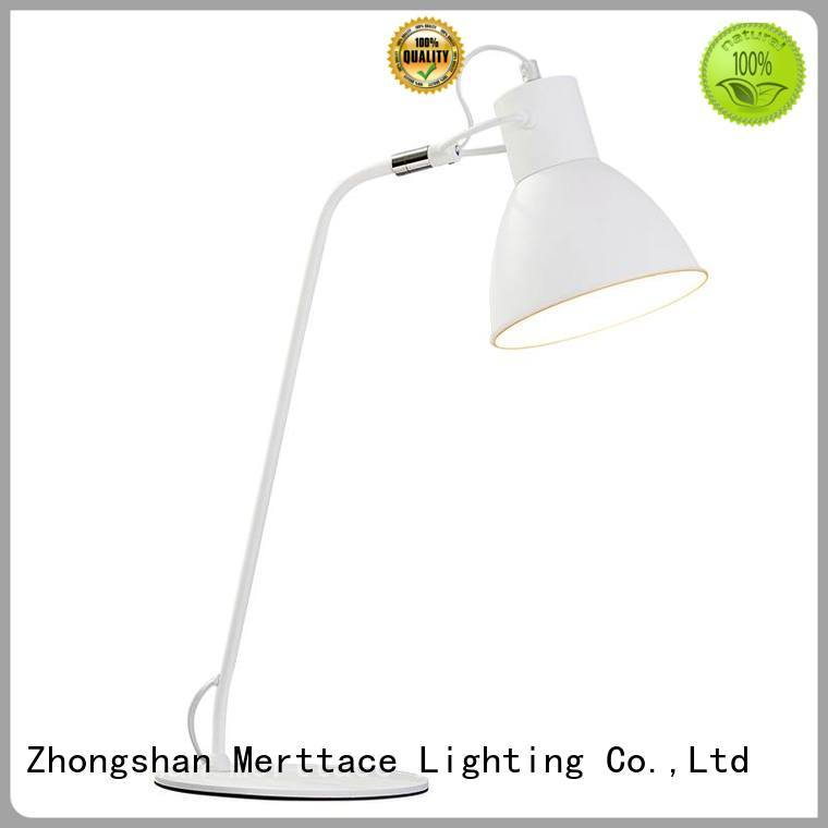 Merttace night table lamps supplier for hotel