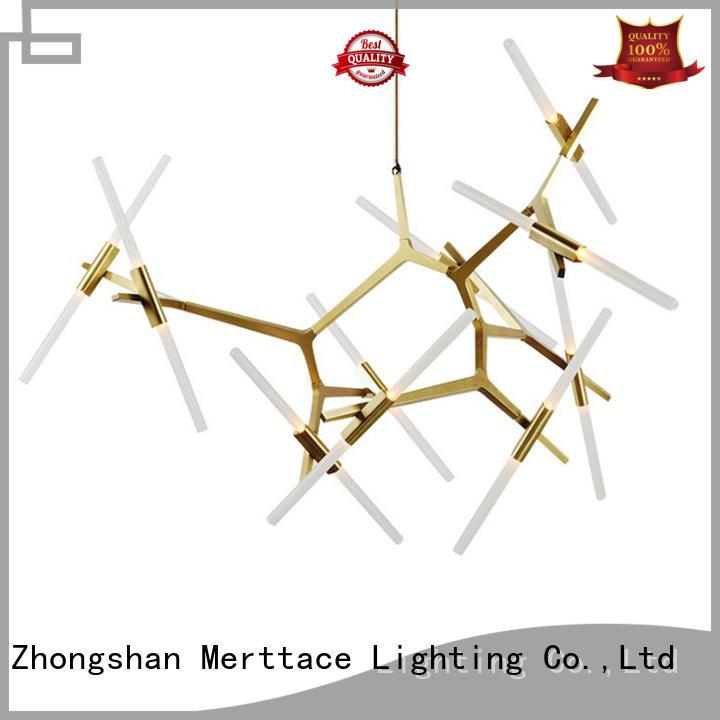 beautiful pendant light fitting design for hotel