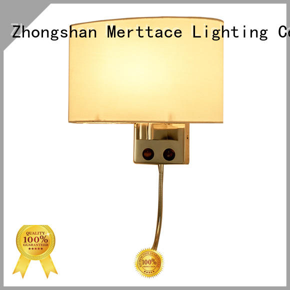 Merttace fashion sconce light manufacturer for indoor decoration