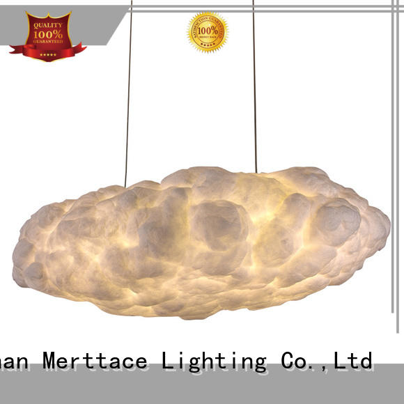 Merttace pendant light fixtures manufacturer for hotel