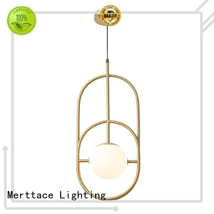 Merttace fashion 3 pendant light fixture for bedroom