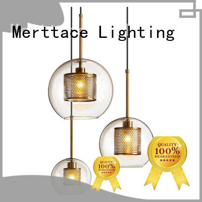 Merttace three head hanging pendant lights design for living room