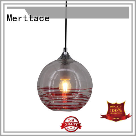 Merttace classic hanging pendant lights with good price for indoor decoration