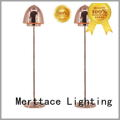 Merttace single head floor standing reading lamp with good price for home