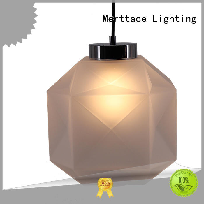 Merttace lobby hanging pendant lights with good price for bedroom