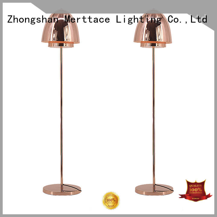 floor standing reading lamp customized for bedside Merttace