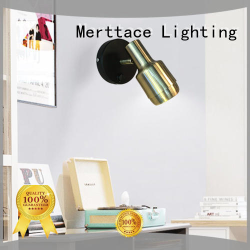Merttace plug in wall lights factory for indoor decoration