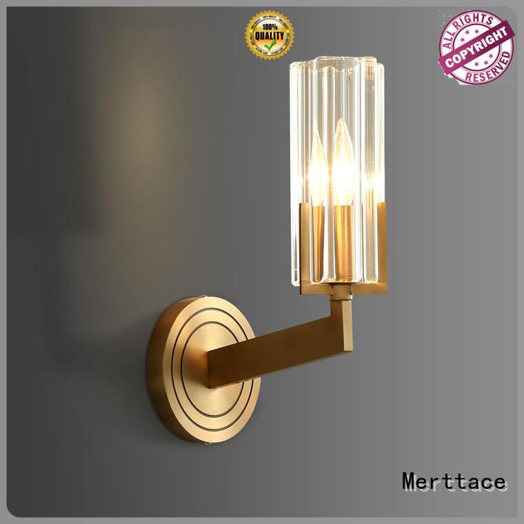 Merttace sconce lamp factory for restaurant