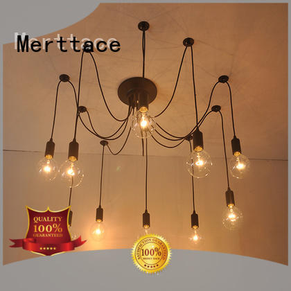 Merttace pendant light fitting design for bedroom