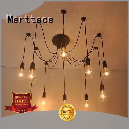 Merttace pendant light fitting design for bedroom