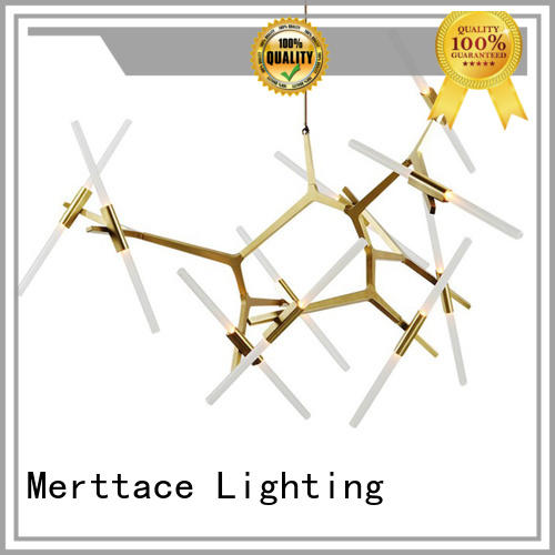 Merttace multi-color modern hanging lamps supplier for bedroom