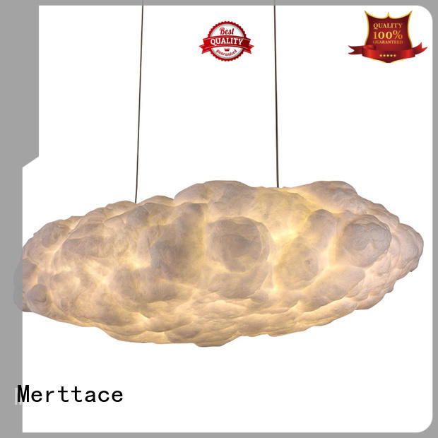 Merttace pineapple shape hanging pendant lights supplier for hotel